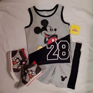 🐭Mickey Outfit